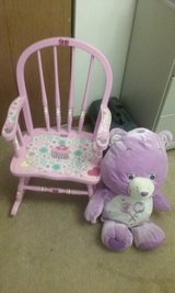 Beautiful child's rocking chair in Morris, Illinois