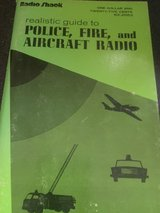 Vintage Radio Shack  Realistic Guide to Police, Fire, & Aircraft Radio in Naperville, Illinois