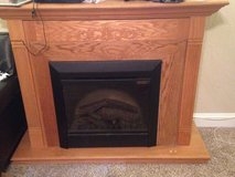 Electronic fire place in Lawton, Oklahoma