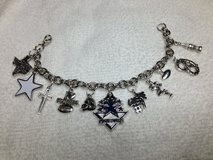Dallas Cowboys Charm Bracelet. Custom Made Official NFL Charm in Kingwood, Texas