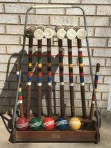 Vintage Forster Croquet With Stand in Naperville, Illinois