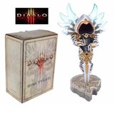 Blizzard Blizzcon Diablo 3 tyrael statue in Camp Pendleton, California