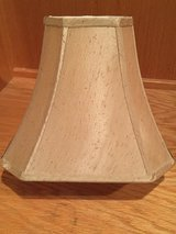Gold Lamp Shade in Naperville, Illinois