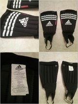 ADIDAS Shin Guards size L in Ramstein, Germany