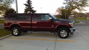 2011. F250 Diesel extended cab with plow in Tinley Park, Illinois