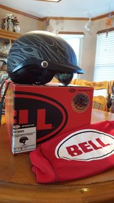 Bell motorcycle helmet in Lawton, Oklahoma