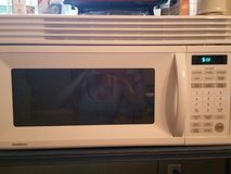"""Goldstar Microwave """"Above the stove"""" in Tomball, Texas"""