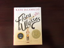 Hardcover Kate DiCamillo Book: Flora & Ulysses in Naperville, Illinois