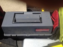 Rough house tool box in Lockport, Illinois