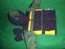 Coat with Mittens in Fort Riley, Kansas