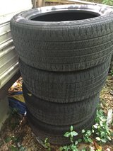 Continental USED Tires: 255/50/R19 107H 4X4 Contact in Columbus, Georgia