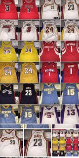 Youth basketball jerseys in Fort Polk, Louisiana