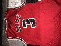 Chicago Bulls Ben Wallace #3 Jersey in Fort Polk, Louisiana