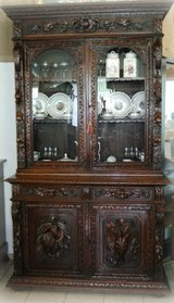 new treasures at Angel Antiques in Hohenfels, Germany