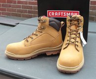 Craftsman Men's Steel Toe Work Boot in Tinley Park, Illinois