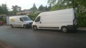 CLEAN MOVES/RELOCATION/TRANSPORT/PICK UP AND DELIVERY/ JUNK REMOVAL/TRASH HAUL in Wiesbaden, GE