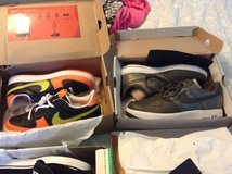 Brand New & Barely Used Sneakers in Camp Lejeune, North Carolina