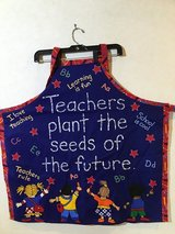 NEW Apron - Teachers Plant the Seeds of Life in Okinawa, Japan