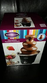 New / Nostalgia Chocolate Fountain in Fort Campbell, Kentucky