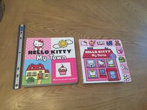 Hello kitty board books, reduced in El Paso, Texas