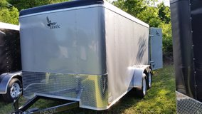 7' X 14' Tandem Axle Enclosed Trailer in Fort Campbell, Kentucky