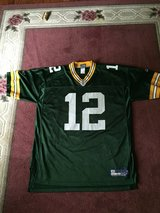 Aaron Rodgers Green bay jersey in Bolingbrook, Illinois