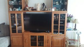 5 pc Home (Entertainment center) Tv stand in Fort Hood, Texas