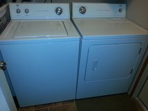 Roper electric washer/dryer combo- Available June 1st in Alamogordo, New Mexico