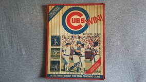 A celebration of the 1984 Chicago cubs in Hopkinsville, Kentucky