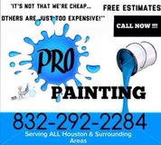 House Interior Painting in Sugar Land, Texas