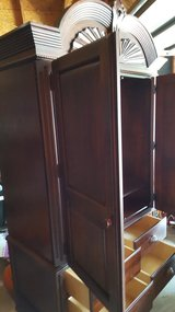 Reduced! Entertainment Center 7 ft (Kincaid) Armoire Furniture in Houston, Texas