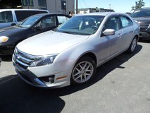 2010 Ford Fusion SEL Loaded Options-only 52k for miles in Fort Lewis, Washington