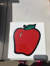 Apple hot plates in Dyess AFB, Texas