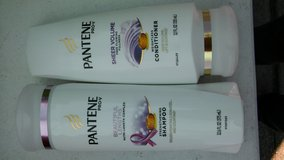 24 bottles pantene shampoo+condition in Travis AFB, California