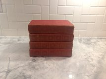 Vintage Book Sets - 4 Books, Red in Chicago, Illinois