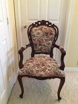 Antique look Occasional chair in Kingwood, Texas