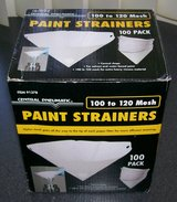Paint Strainers 300 pieces in 29 Palms, California