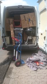 PICK UP AND DELIVERY/TRANSPORT/LOCAL HOUSE MOVES/JUNK REMOVAL/FMO STUFF/TRASH REMOVAL in Ramstein, Germany