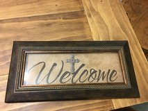 """""""Welcome"""" Framed Picture in Fort Rucker, Alabama"""