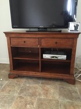 Entertainment stand in Los Angeles, California