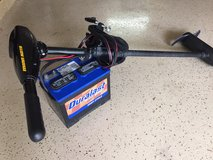 Minn Kota Endura 36 lb thrust, 12V Trolling Motor in Kingwood, Texas