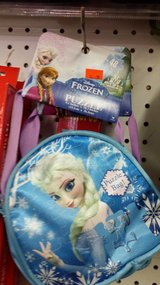 Frozen Puzzle and Purse in Yucca Valley, California