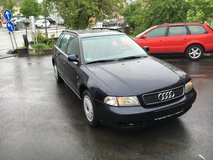 Audi A4 Station Wagon- no rust-just Passed inspection in Hohenfels, Germany