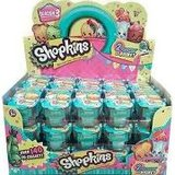 Shopkins Season 3 Case of 30 Baskets Blind Bags 2 Each Sealed Box 60 Kids Toys in Alvin, Texas