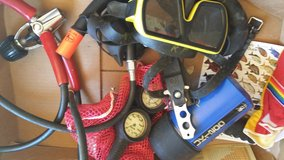 Used diving equipment in Moody AFB, Georgia