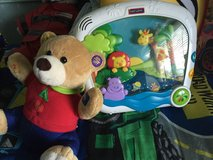 Toddler Dream Machine and Bear in Naperville, Illinois