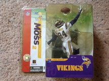 Randy Moss 2 McFarlane Variant Figure in Camp Lejeune, North Carolina