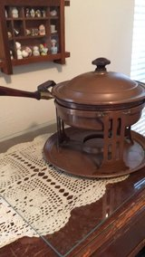 Copper chafing dish in Kingwood, Texas