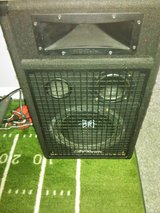 Reduced Two Huge400 watt digital pro Audio speakers in Fort Lewis, Washington
