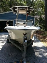 Reduced-Fishing Boat & Trailer in Beaufort, South Carolina
